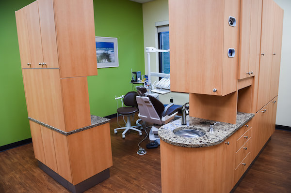 Advanced Dental of Dyer IN - Exam Room